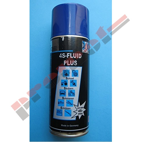 CH 18 – 4 S FLUID PLUS – spray 400 ml
